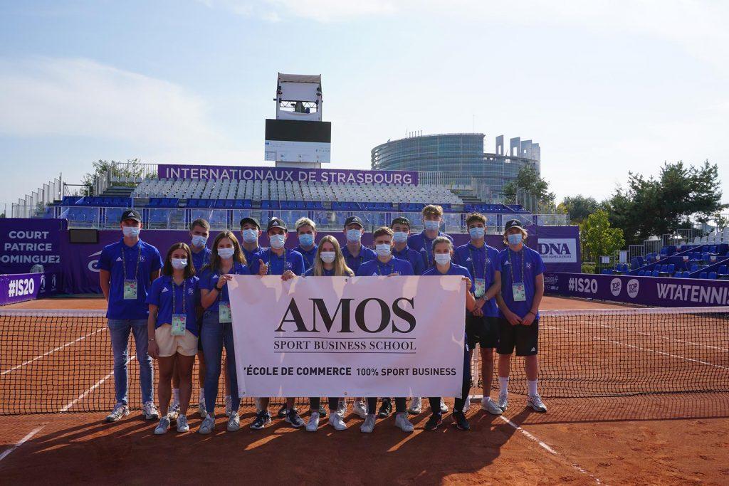 AMOS, L'école de management sportif à Strasbourg