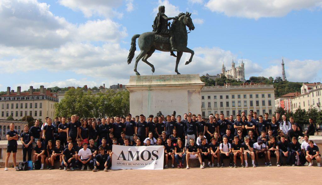 AMOS, L'école de management sportif à Lyon