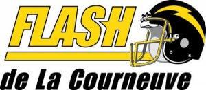 logo flash de la courneuve