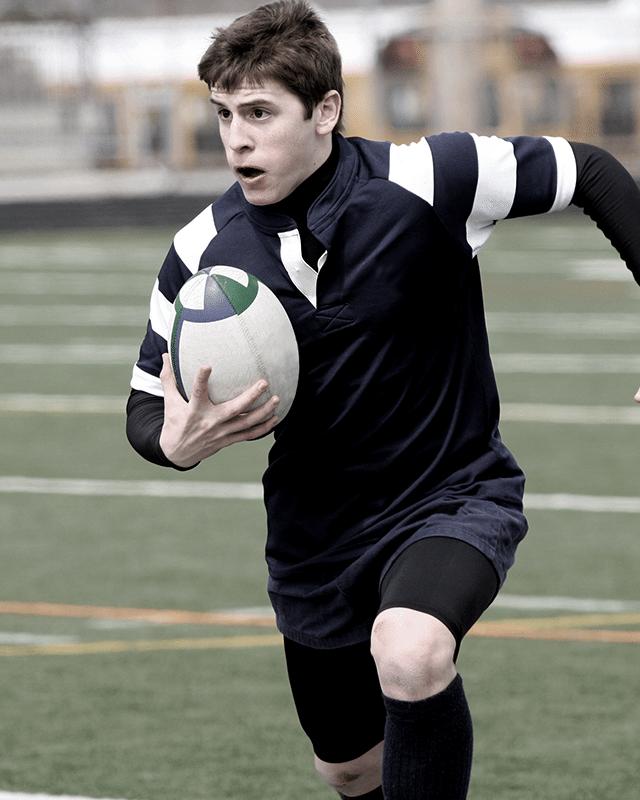 joueur du rugby