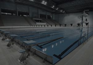 un piscine