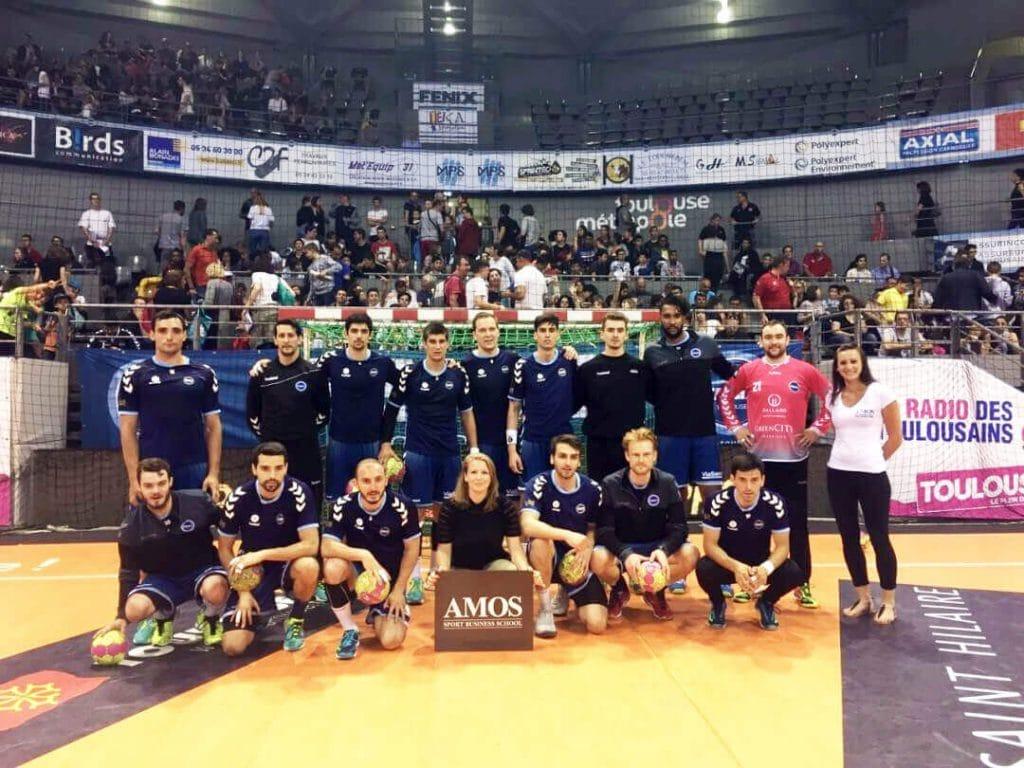AMOS, L'école de management sportif à Toulouse