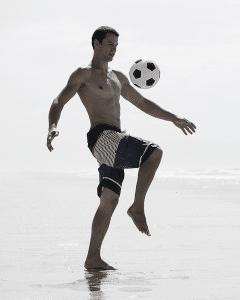 football joueur