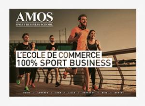 L'ecole de commerce 100% sport business