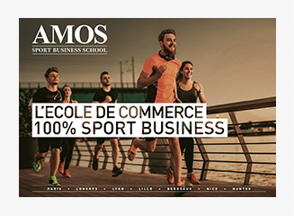 L'ecole de commerce 100% sport business