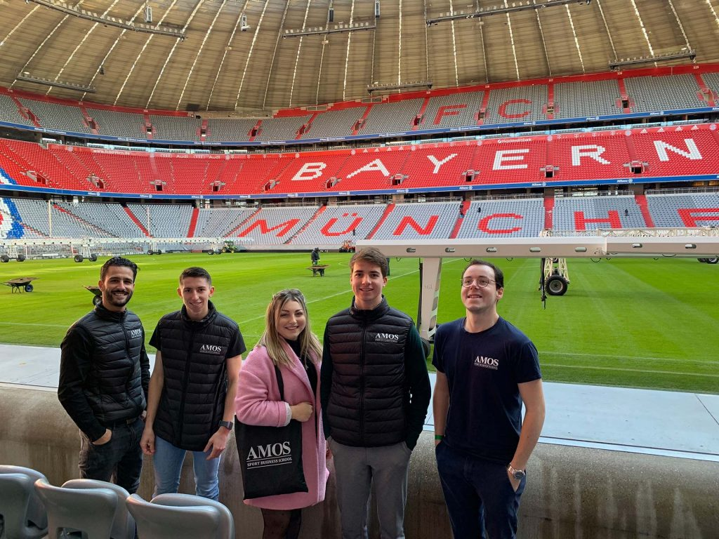 Programme international master of business in sport | AMOS