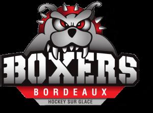 logo boxers bordeaux