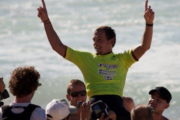 Les Vainqueurs de la 1ère édition des « 24 Heures pour un sportif »