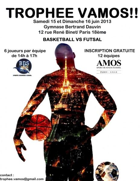 Trophée VAMOS : les classes AMOS s'affrontent en compétition !