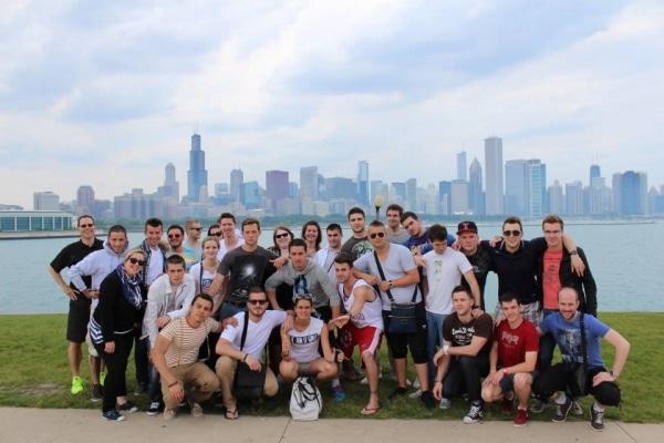 La Summer Session à Chicago vécue par nos AMOSciens !