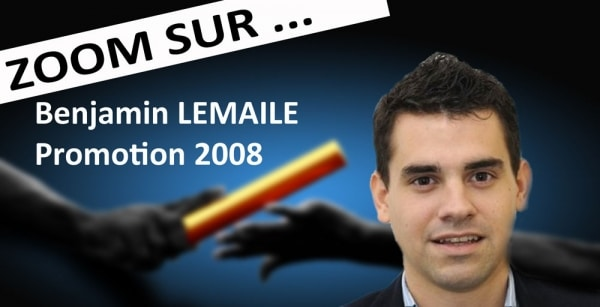L'INTERVIEW DU MOIS: Benjamin Lemaile