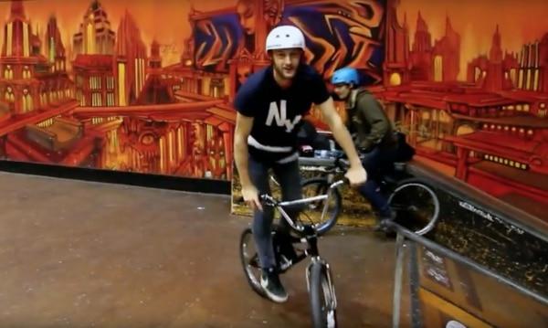#CestMonSport : Je suis BMX Freestyler