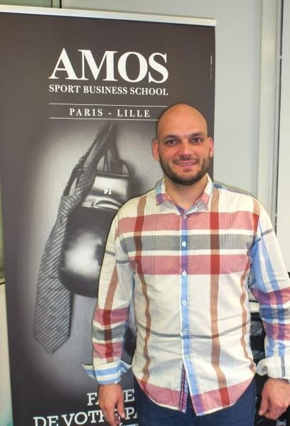 Florent Martin, Chef de projet pour Oxelo (Groupe Oxylane) à la rencontre de nos étudiants lillois