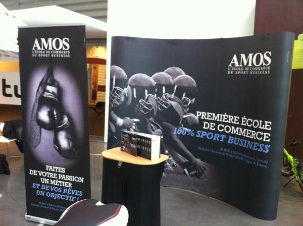 Conférences AMOS sur le Salon Studyrama des Etudes Supérieures de Lille