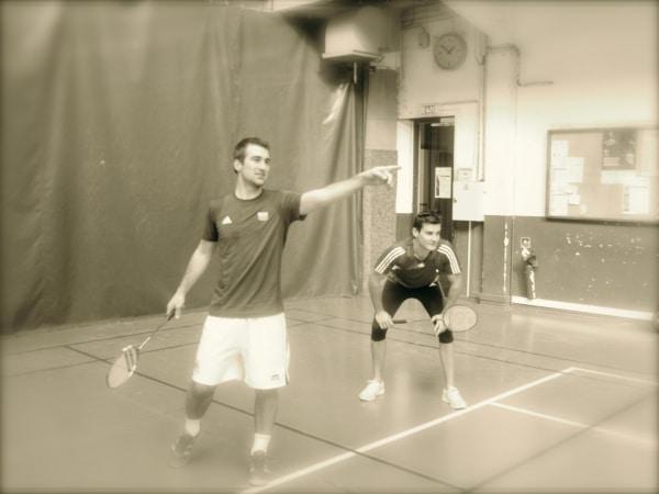 Tournoi de Badminton Amos