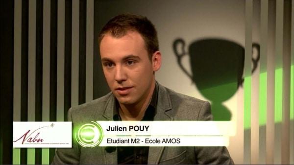 NABUCHODONOSOR: Julien Pouy (diplômé AMOS), Responsable développement des ventes