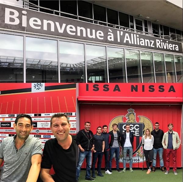 Allianz Riviera : Visite en toute sécurité…