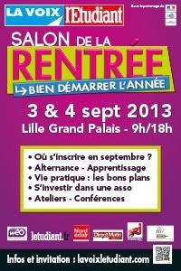 AMOS vous donne rendez-vous au Salon de la Rentrée, le 3 et 4 Septembre à Lille
