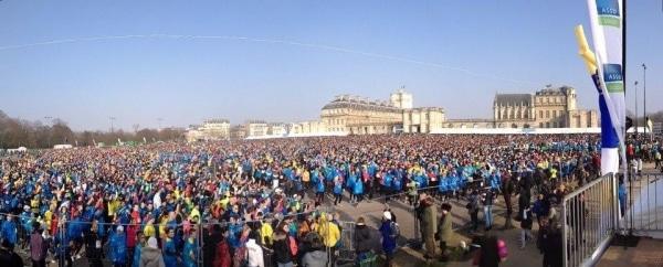 Un grand bravo à Alain Toullec pour son « exploit » au Semi-Marathon de Paris !