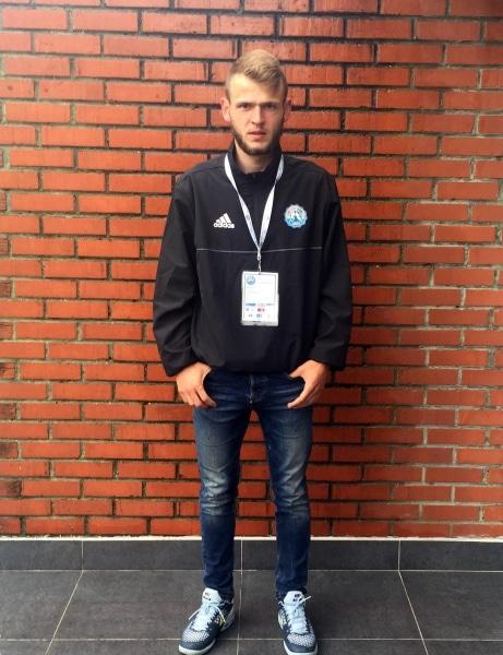 Thibaut (Bachelor 3), Chargé de mission EuroFoot Jeunes chez UNSS