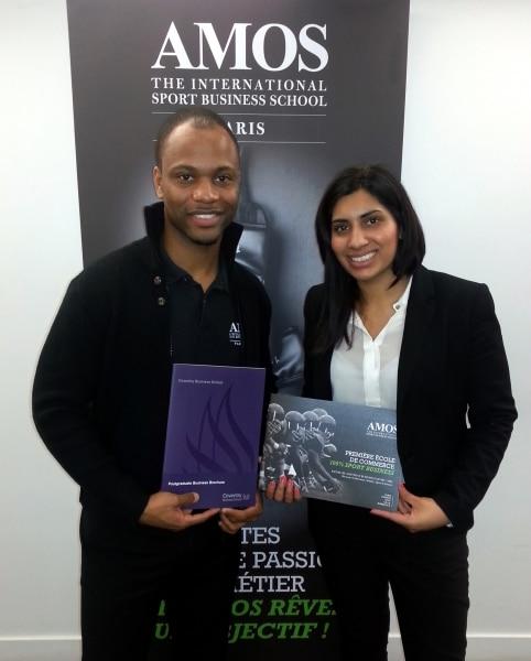 International: Visite de notre partenaire, Coventry University