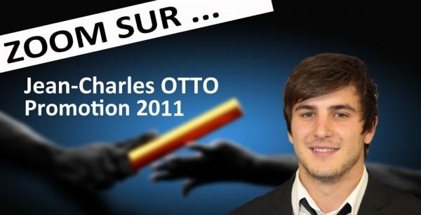 ZOOM SUR: Jean-Charles OTTO (promo 2011), Sales Account Executive au Paris Saint-Germain