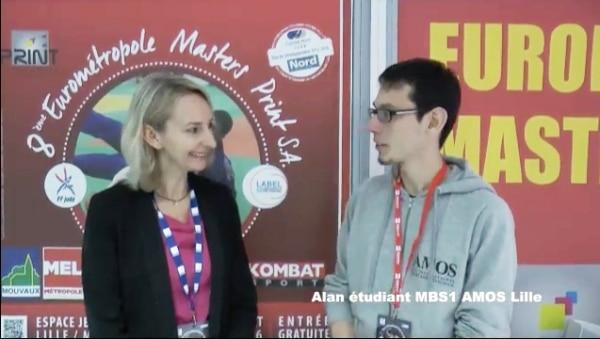 AMOS Lille, partenaire du 8ème Eurométropole Master Print SA de Judo