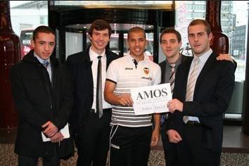 48 heures passées avec le Valencia CF, les étudiants d'AMOS Lille racontent les coulisses de la Ligue des Champions !