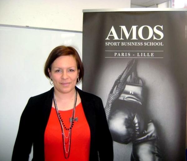 « L'arme secrète : le carnet d'adresse ! » Gaëlle Laurent, Journaliste Sportive (ex-Nord éclair), correspondante Le Parisien à Lille