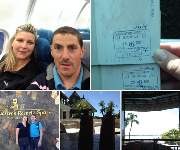 AMOS National Golf Tour : des nouvelles de l'Île Maurice !