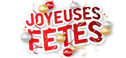 Congés de Noël et Déménagement dans de nouveaux locaux !