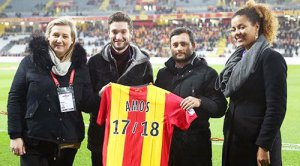 rc lens amos lille