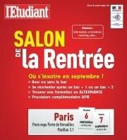 AMOS vous donne rendez-vous au Salon de la Rentrée, Vendredi 6 et Samedi 7 Septembre à Paris