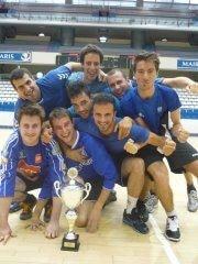 Grand Tournoi de Handball Amos 2012- Stade Pierre De Coubertin