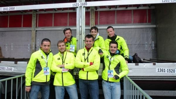 La Route du Louvre 2013 : le marathon international vécu par nos AMOSciens Lillois !