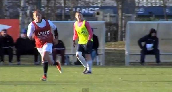 TVFIL78: Les Américains cherchent à recruter des footballeuses françaises