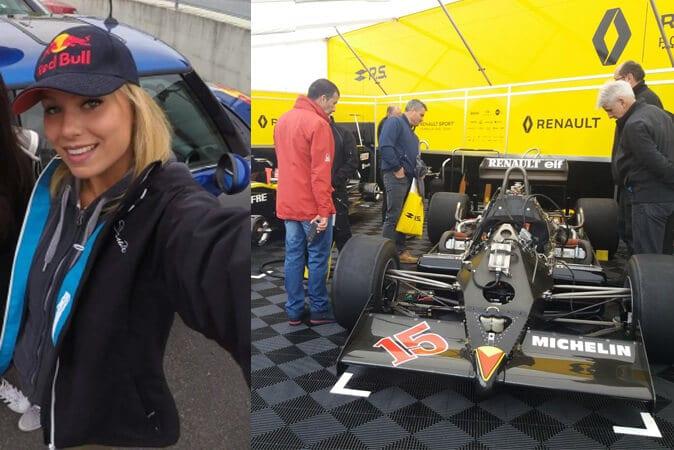 C'est Mon Stage : Mélanie Rivière, Responsable du programme bénévole du Grand Prix F1 de France