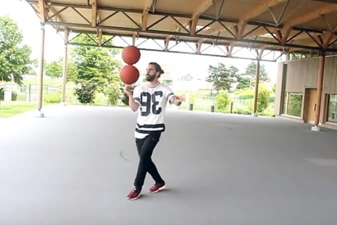 Urban Performerz : le freestyle ball vu par Quentin Truttmann (Diplômé AMOS)