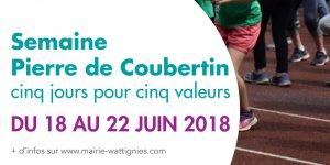 semaine olympique pierre de coubertin