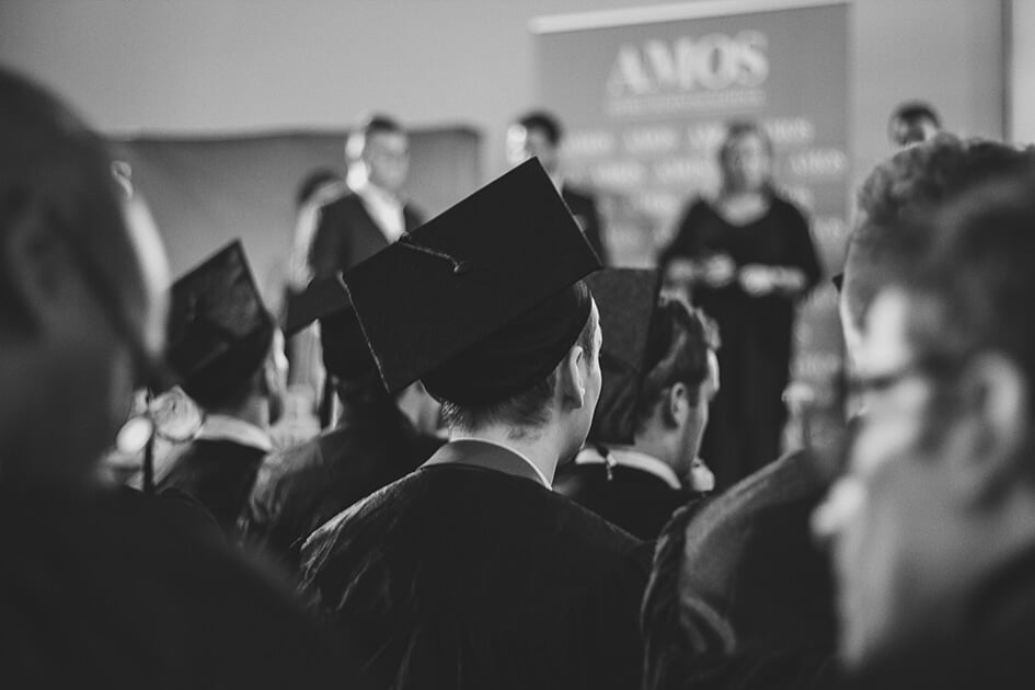 AMOS Lille - Le film de la remise des diplômes Promo 2018