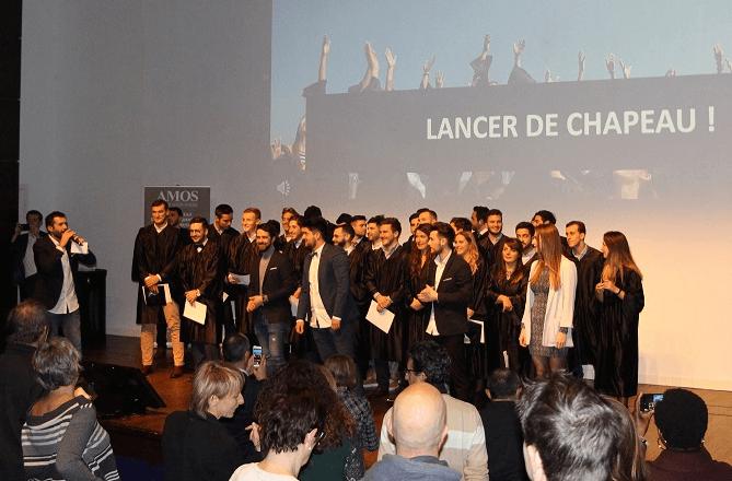 GALA 2018 AMOS Bordeaux : le film de la remise des diplômes