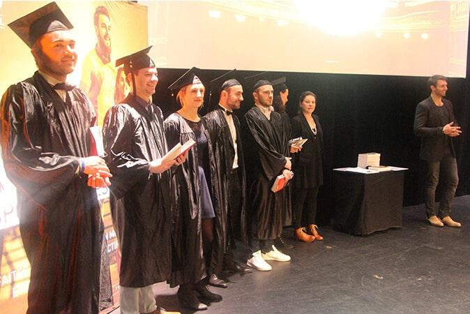 AMOS Paris - Revivez la remise des diplômes 2018 !
