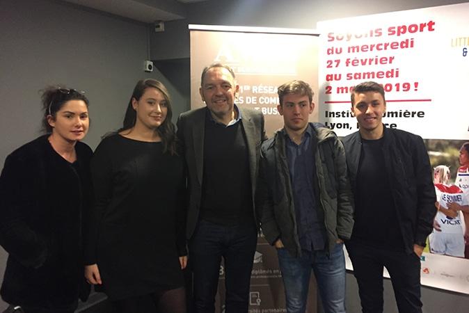Les Métiers du Sport: Journaliste sportif, le regard de Vincent Duluc et Stéphane Guy