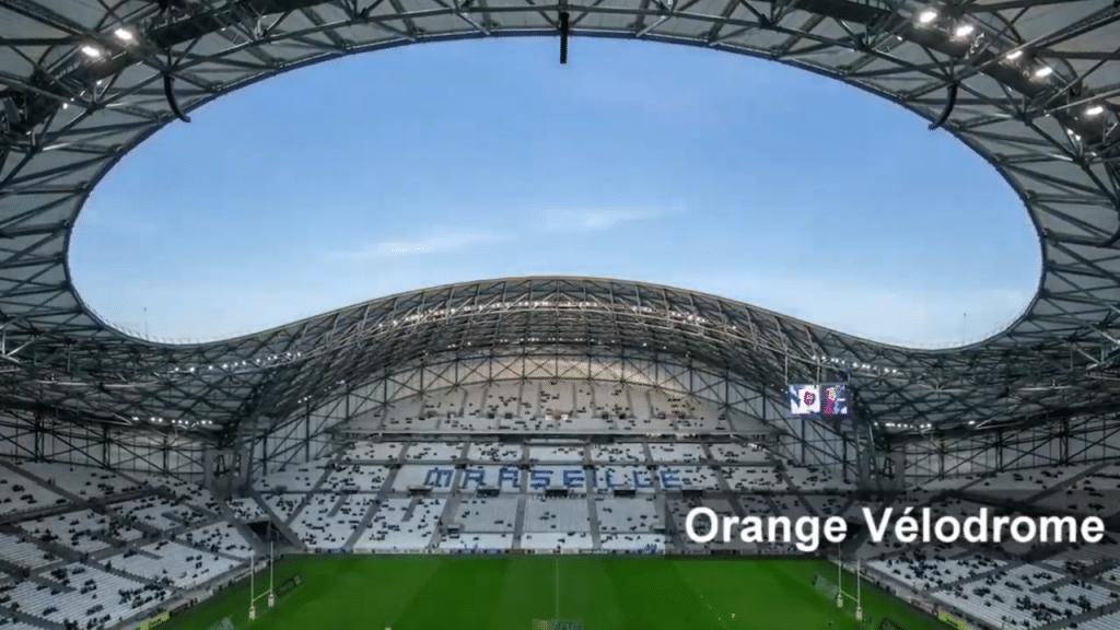 Vivez l'expérience hospitalité lors des matchs de l'Olympique de Marseille avec AMOS et Sodexo