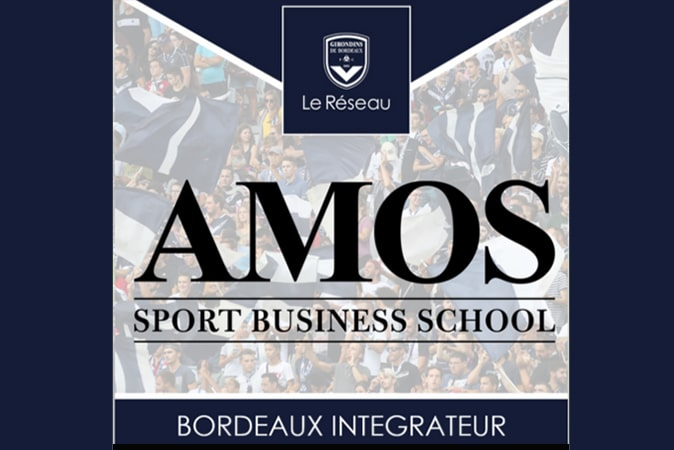 Les Girondins de Bordeaux et AMOS s'engagent sur la Responsabilité Sociétale des Entreprises (RSE)