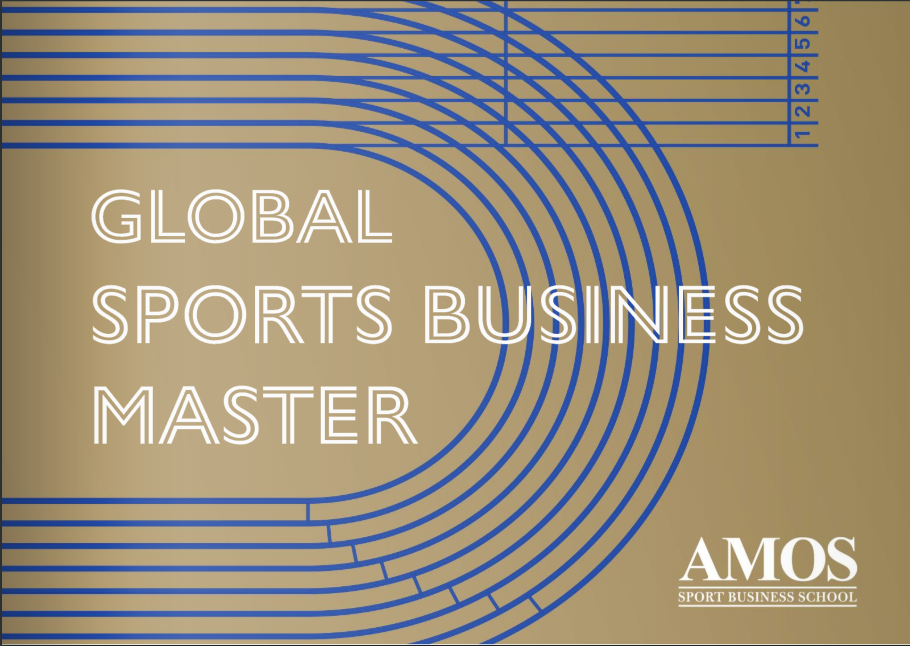 AMOS brochure, School of Sports Management and Sport Business