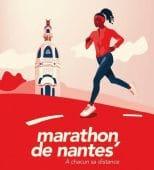 Marathon dossard