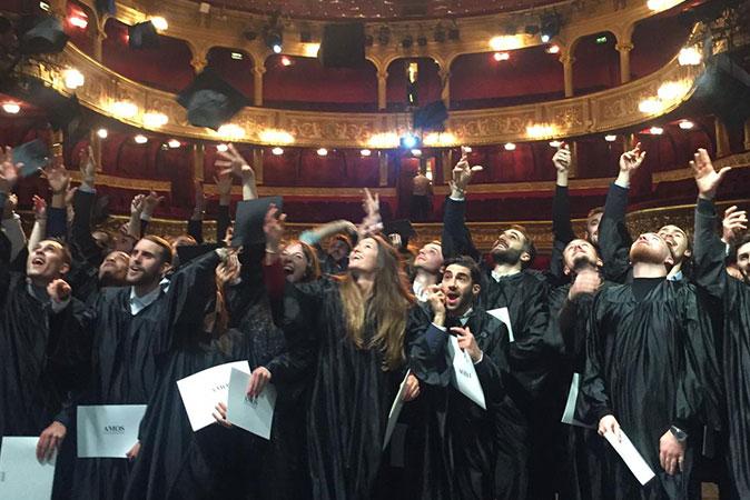 AMOS Paris – le film de la remise des diplômes 2019