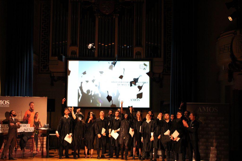 Gala AMOS Lyon : Un beau moment de partage