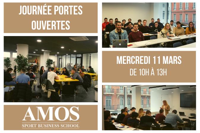 AMOS TOULOUSE : JOURNÉE PORTES OUVERTES LE MERCREDI 11 MARS 2020